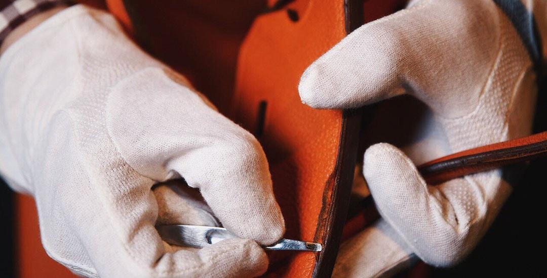 Покраска и ремонт кожаных сумок