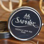 крем для ухода за обувью Saphir
